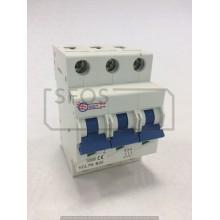 Jistič YCL7-3P/B 400V/AC 25A