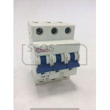 Jistič YCL7-3P/B 400V/AC 63A