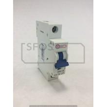 Jistič YCL7-1P/C 230V/AC 25A