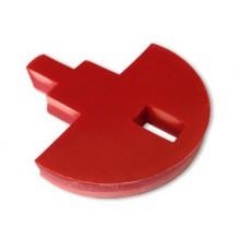 SFOS Klíč 6x6 PVC