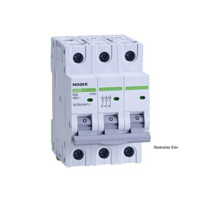 Hlavní vypínač NOARK 3P / 32A / 230V