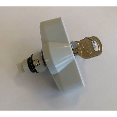 Zámek na klíč typu FAB (PB - 3525)