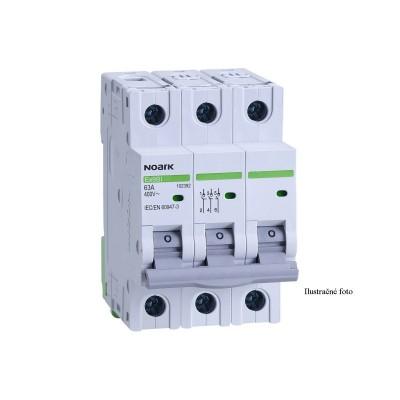Hlavní vypínač NOARK 3P / 25A / 230V