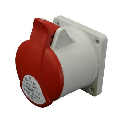 Zásuvka IERN 3243 400V/32A/4-pól IP54