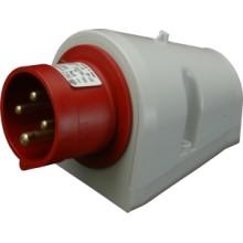 Přívodka IPN 1643 400V/16A/4-pól IP44