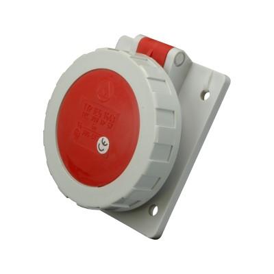 Zásuvka vstavaná IEG 3253 32A/400V/5P/IP67