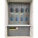 SFOS 4E2R - čtyř elektroměrový třífázový dvoutarifní rozvaděč (E-ON, ČEZ)